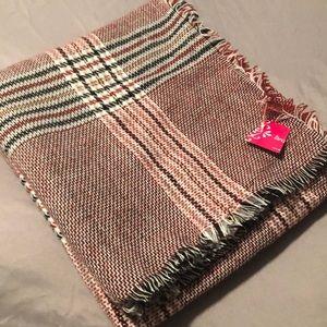 New Blanket Scarf w/ Tag